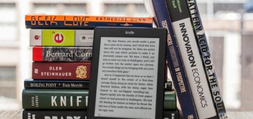 Livros para Kindle