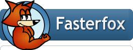 Fasterfox - Extensão Firefox