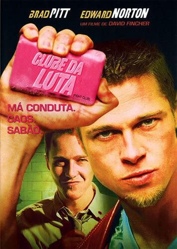Livro Filme Clube da Luta