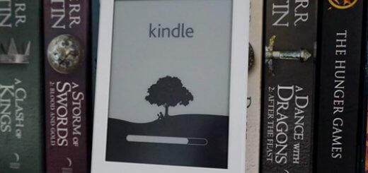 Kindle e Livros Físicos